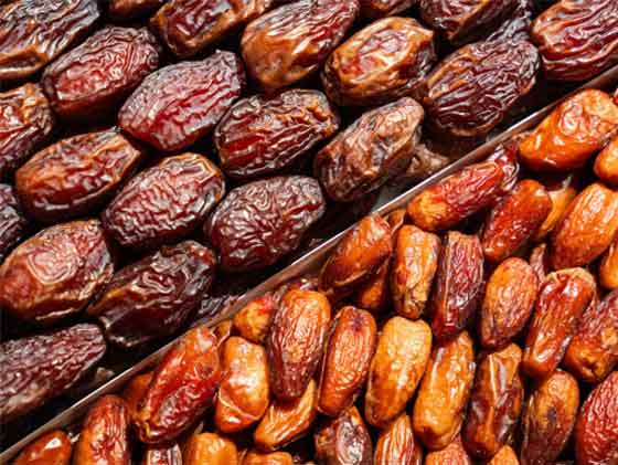 Are dates gainful in treating disease?